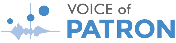 Voice of Patron Logo